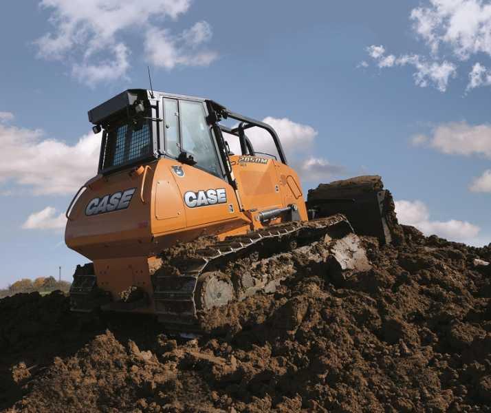 Crawler Buldozer 1650L merefleksikan fokus baru pasar produk-produk CASE ke depan di segmen konstruksi dan infrastruktur.