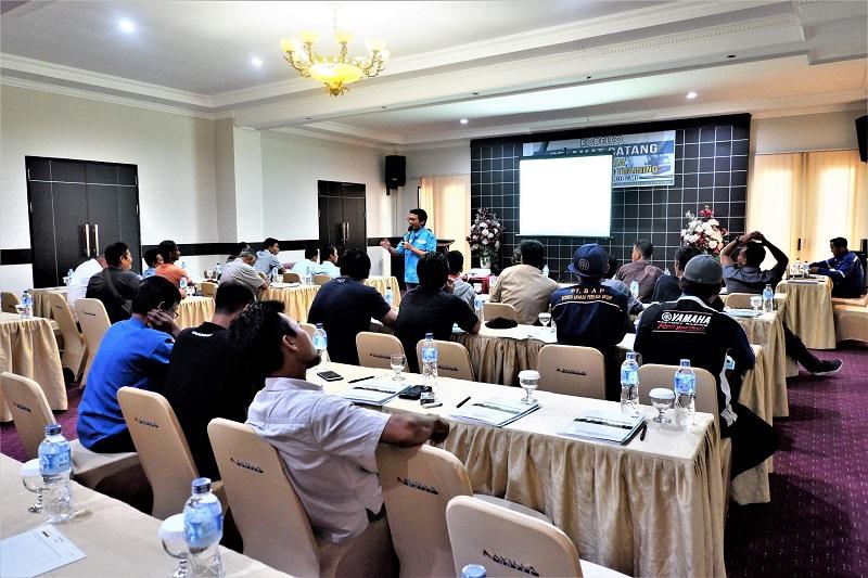 "Para peserta ""User Training"" PT Daya Kobelco Construction Machinery Indonesia (Dok. DKCMI)"