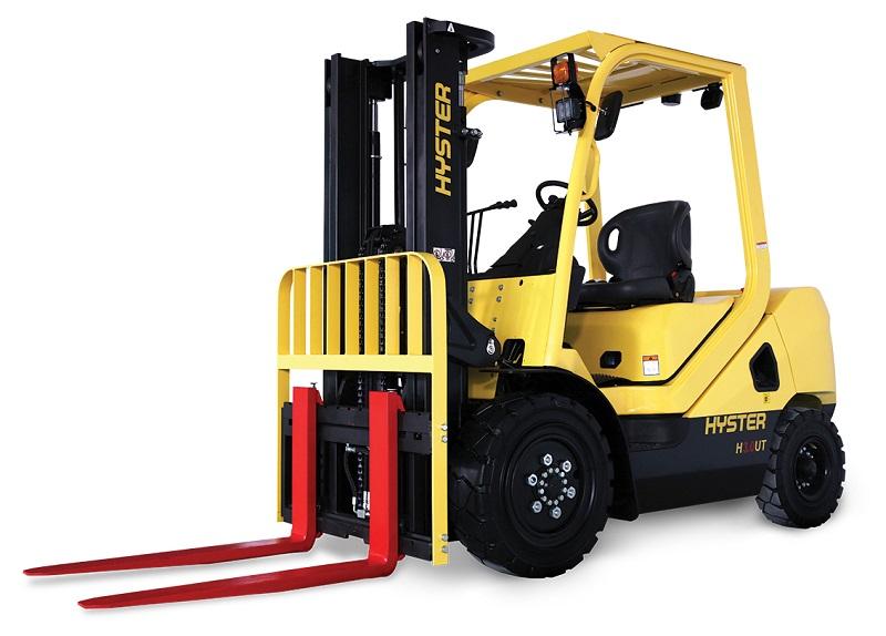 Forklift Hyster Utility Series (Dok. DSL)
