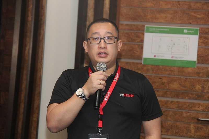 Vincent Santoso, COO PT Indotraktor Utama