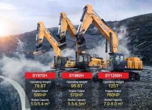SANY Luncurkan Product Baru: Ultra-large Excavator oleh - rentalwheelloader.xyz