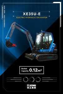 Excavator Elektrik dari Cummins dan XCMG oleh - rentalwheelloader.xyz