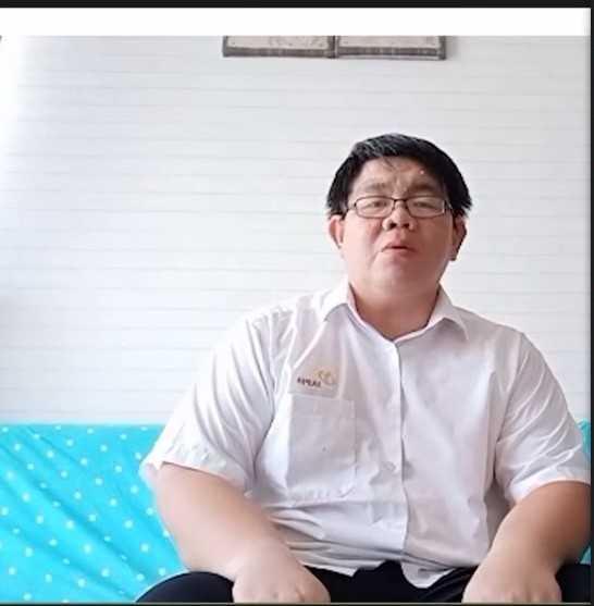 Krishantoro Hartanto dari PT Japfa Comfeed Indonesia Tbk