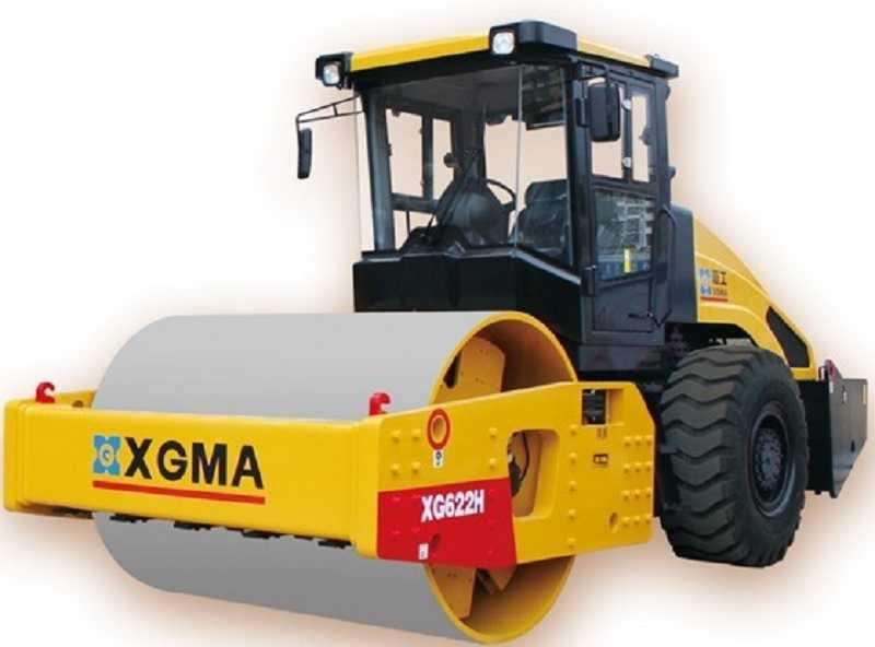 Single drum roller XG622H