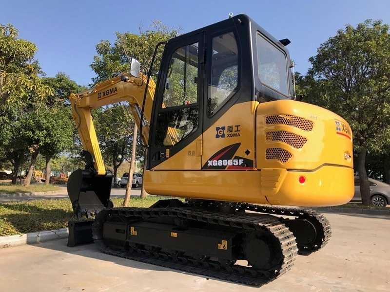 Mini excavator XG8065F