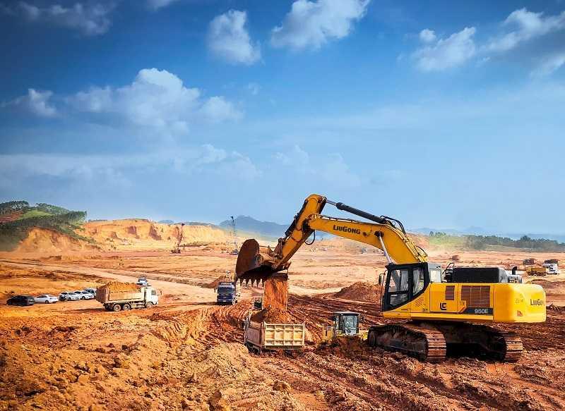Excavator LiuGong 950E (Foto: LiuGong)